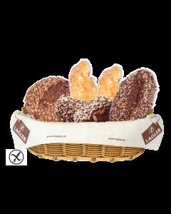 Glutenfreie Brotmischung