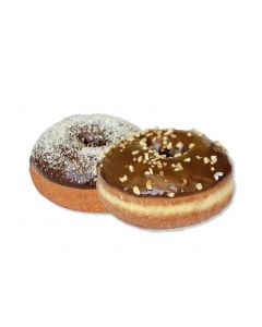 Dinkelvollkorn-Schoko-Donut-Mix